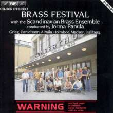 Scandinavian Brass Ensemble, CD