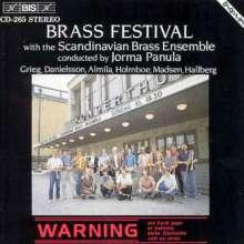 Scandinavian Brass Ensemble, CD