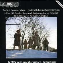 Bergen Wind Quintet, CD