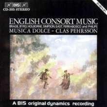 Englische Consortmusik, CD