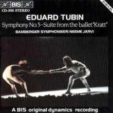 Eduard Tubin (1905-1982): Symphonie Nr.5, CD