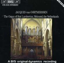 Die Orgel v.St.Lambertus,Helmond (NL), CD