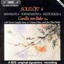 Solflöjt 4, CD