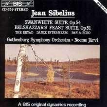 Jean Sibelius (1865-1957): Kleine Orchesterstücke, CD