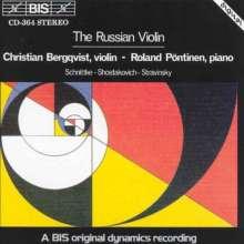 Alfred Schnittke (1934-1998): Sonate für Violine & Klavier Nr.1, CD