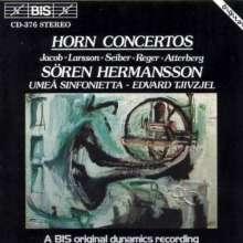 Sören Hermansson spielt Hornkonzerte, CD