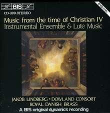 Musik am dän.Hofe zur Zeit Christian IV (2), CD