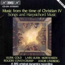 Musik am dän.Hofe zur Zeit Christian IV (3), CD