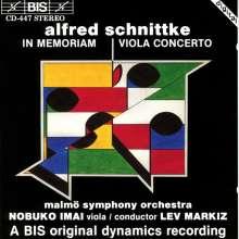 Alfred Schnittke (1934-1998): Violakonzert (1985), CD