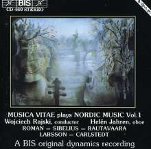 Skandinavische Musik Vol.1, CD