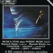 Skandinavische Musik Vol.2, CD