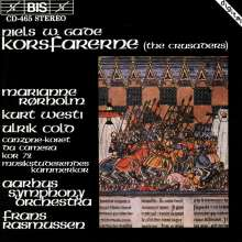 Niels Wilhelm Gade (1817-1890): Korsfarerne op.50 (Dramatische Dichtung), CD