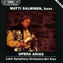 Matti Salminen singt Arien, CD
