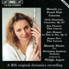 Manuela Wiesler spielt Flötenkonzerte, CD