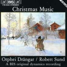 Orphei Drängar - Christmas Music, CD