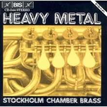 Stockholm Chamber Brass, CD