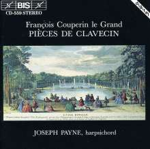 Francois Couperin (1668-1733): Pieces de Clavecin, CD