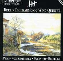 Carl Heinrich Reinecke (1824-1910): Sextett für Bläser op.271, CD