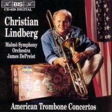 C.Lindberg spielt amerik.Posaunenkonzerte, CD