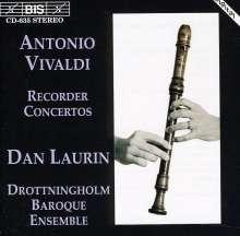Antonio Vivaldi (1678-1741): Flötenkonzerte RV 433,434,439,441,443,444, CD