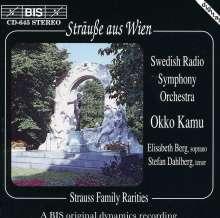 Sträuße aus Wien, CD