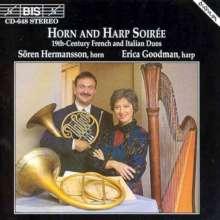Musik für Horn & Harfe, CD