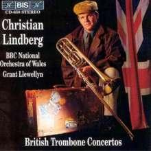 C.Lindberg spielt britische Posaunenkonzerte, CD
