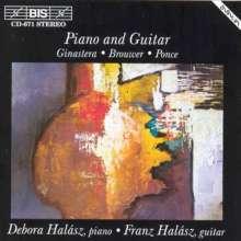 Musik f.Gitarre & Klavier, CD
