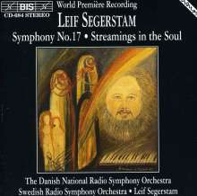 "Leif Segerstam (geb. 1944): Symphonie Nr.17 ""Thoughts before 1992"", CD"