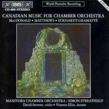Andrew P. MacDonald (geb. 1958): Violinkonzert, CD