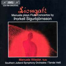 Thorkell Sigurbjörnsson (geb. 1938): Euridice für Flöte & Orchester, CD