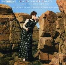 Helen Jahren,Oboe, CD