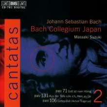 Johann Sebastian Bach (1685-1750): Kantaten Vol.2 (BIS-Edition), CD