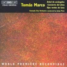 Tomas Marco (geb. 1942): Ojos verdes de luna (Monodram), CD