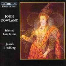 John Dowland (1562-1626): 25 Lautenstücke, CD