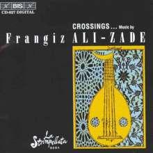 Franghiz Ali-Zade (geb. 1947): 3 Watercolours f.Sopran,Flöte,Klavier, CD