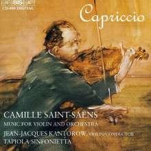 Camille Saint-Saens (1835-1921): Violinkonzert Nr.1, CD