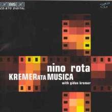 Nino Rota (1911-1979): Kammermusik, CD