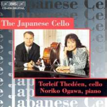 Torleif Thedeen - The Japanese Cello, CD