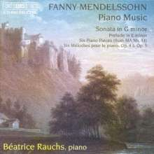 Fanny Mendelssohn-Hensel (1805-1847): Klavierwerke, CD