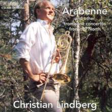 Christian Lindberg - Trombone Concertos from the North, CD