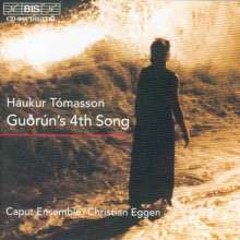 Haukur Tomasson (geb. 1960): Gudrun's 4th Song, CD