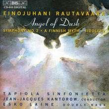 Einojuhani Rautavaara (geb. 1928): Symphonie Nr.2, CD