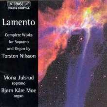 Torsten Nilsson (geb. 1920): Sämtliche Werke für Sopran & Orgel, CD