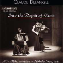 Mie Miki,Akkordeon - Into the Depth of Time, CD