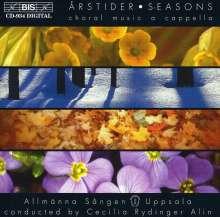 Allmänna Sangen Uppsala - Seasons, CD