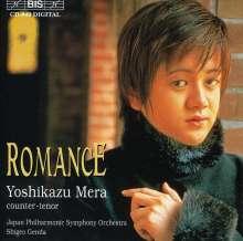Yoshikazu Mera - Romance, CD
