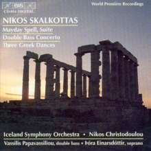 """Nikos Skalkottas (1904-1949): Symphonische Suite """"Mayday Spell"""", CD"""