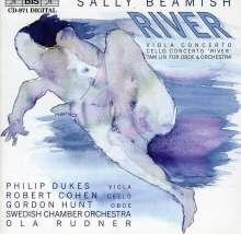 Sally Beamish (geb. 1956): Cellokonzert 'River', CD