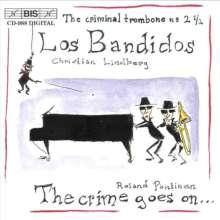 Musik für Posaune & Klavier, CD